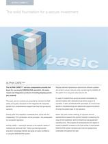 Alpha Care service solutions general information brochure - 6