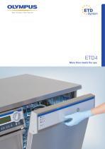 ETD4 product brochure