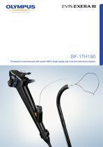 EVIS EXERA III BF-1TH190 product brochure - 1