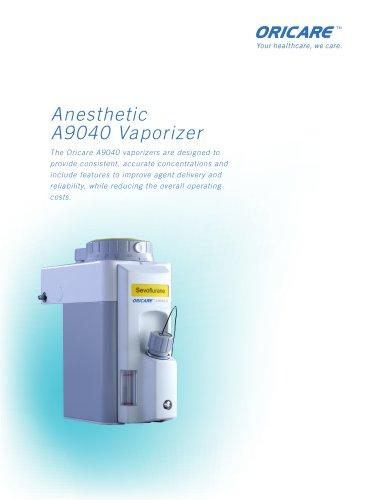 Anesthetic A9040 Vaporizer