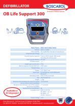 Boscarol Defibrillator