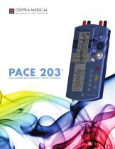 PACE-203 Brochure
