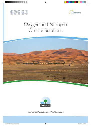 Oxygen and Nitrogen On-site Solutions