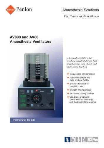 AV800/80 Ventilator