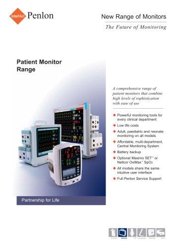 Patient Monitor Range