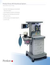 Penlon Prima 450 Anesthesia System