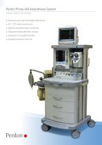 Penlon Prima 465 Anaesthesia System