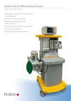 Prima 451 MRI Anesthesia System