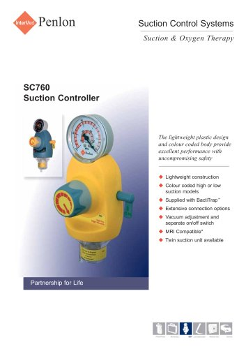 SC760 Suction Controller