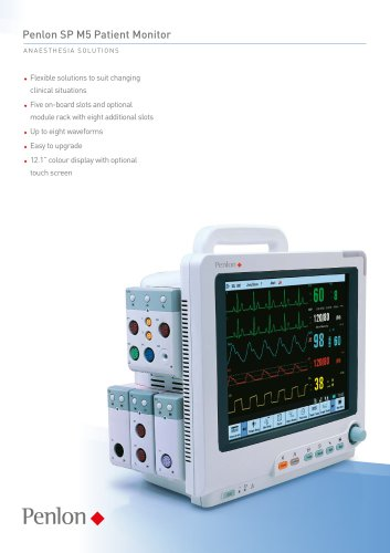 SP M5 Patient Monitor