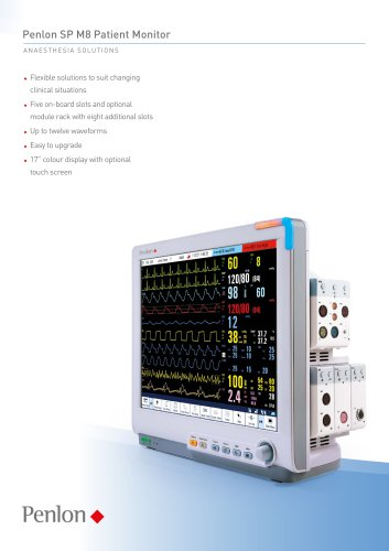 SP M8 Patient Monitor