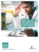Drug Discovery Screening Solutions