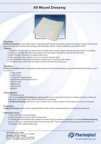 All Wound Dressing - 1