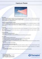 Capsicum Plaster - 1