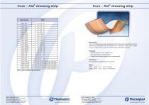 Cure – Aid® dressing strip Dermiplast - 1
