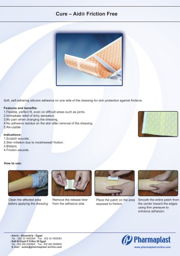 Cure – Aid® Friction Free