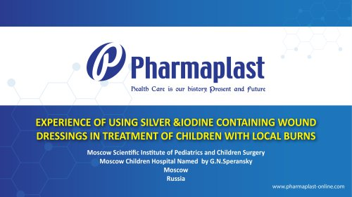 EXPERIENCE OF USING SILVER &IODINE CONTAINING WOUND