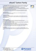 eXsorb carbon Family - 2