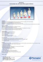 Germifree Hand Sanitizer Gel - 1