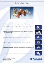 Medical Adhesive Tapes - 1