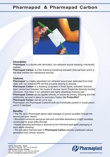 Pharmapad ® & Pharmapad Carbon®