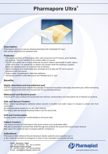 Pharmapore Ultra®