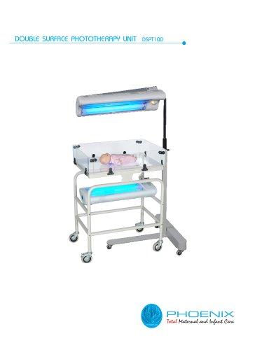 Double Surface Phototherapy Unit DSPT100