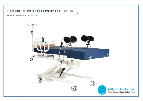 Labour Delivery Recovery Bed LDR 100