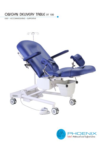 OB/GYN DELIVERY TABLE DT 100