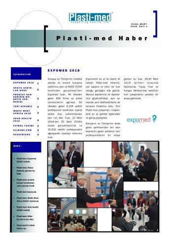 Plasti-med News - No 1