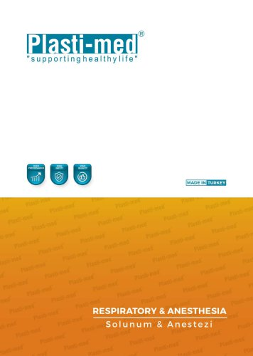 Respiratory & Anesthesia Products Catalog