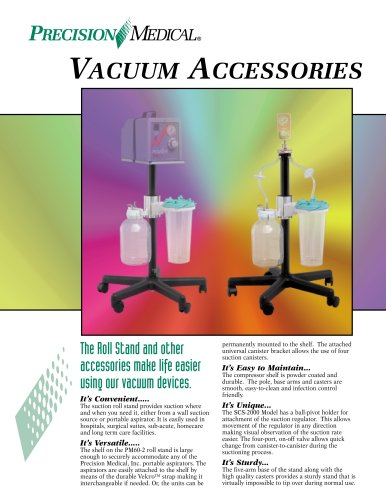 Aspirator Accessories Brochure