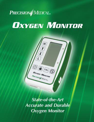 Oxygen Monitor Brochure