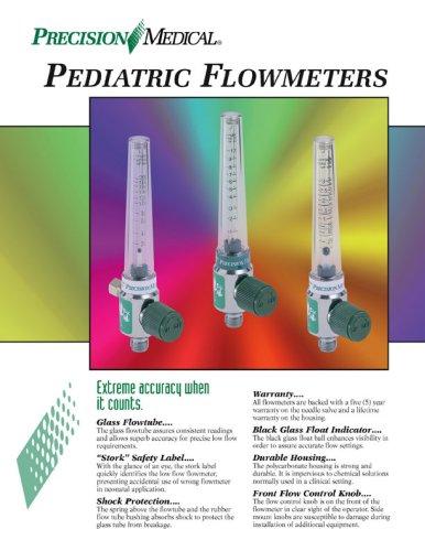 Pediatric Flowmeter Brochure