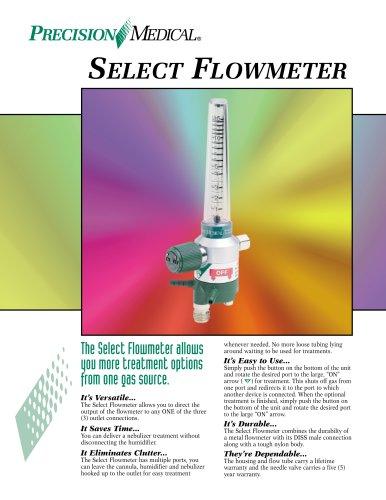 Select Flowmeter