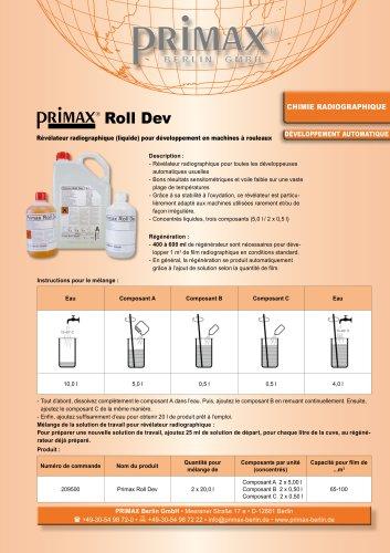 PRIMAX Roll-Dev