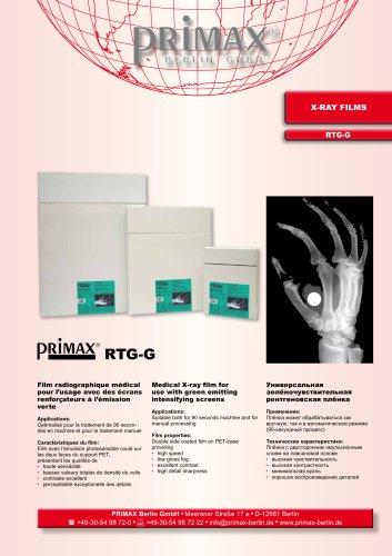 PRIMAX RTG-G