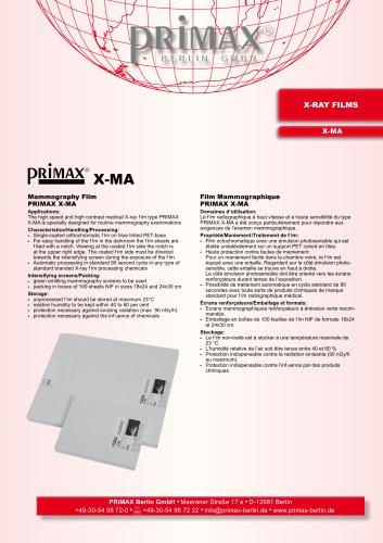PRIMAX X-MA