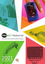 PROACT Medical UK 2021 Catalogue