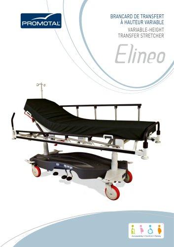 ELINEO EMERGENCY STRETCHER