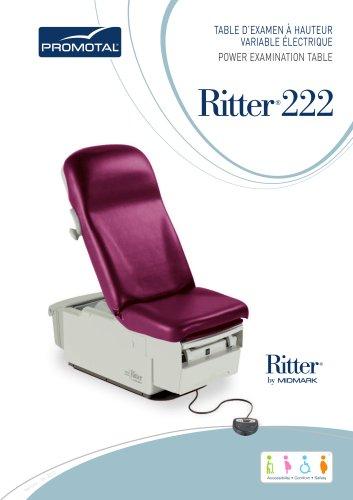 RITTER 222