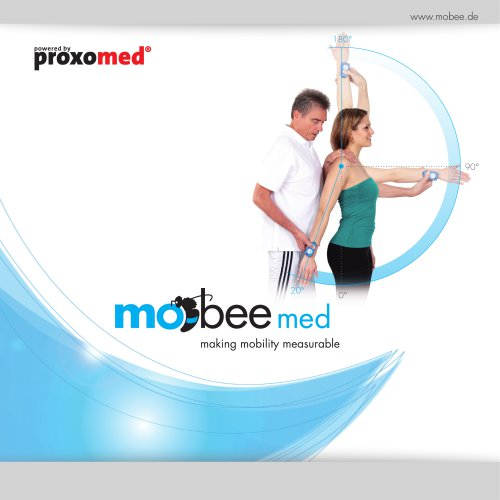 mobee med making mobility measurable