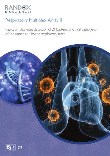 LT252 Respiratory Multiplex Array