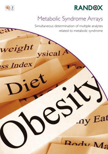 Metabolic Syndrome Arrays