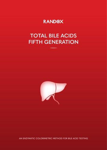 Total Bile Acids