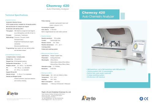 Chemray 420