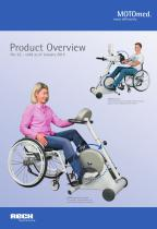 Product Overview MOTOmed