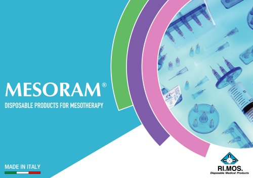 MICROINJECTION AND MESOTHERAPY NEEDLE