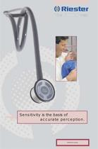 Cardiophon stethoscope
