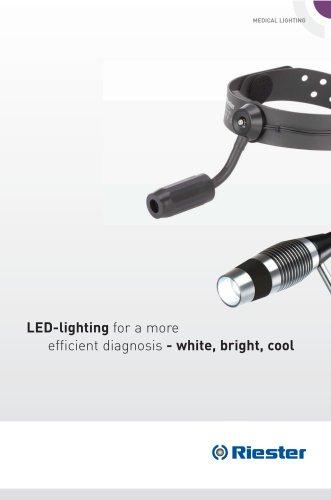 Examination lamp Ri-Magic LED